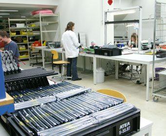 ESD vloer electronische industrie 2