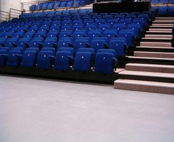 Theater de Fabriek Belgie epoxyvloer