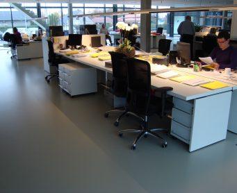kantoortuin vloer epoxy