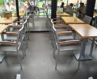 restaurantvloer