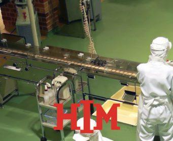 Eenvoudig aan HACCP-eisen voldoen met vloeren van HIM