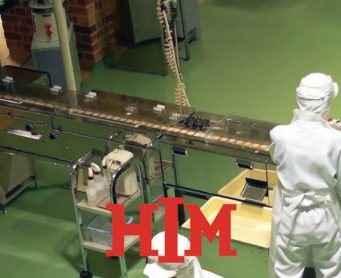 Easily meet HACCP requirements with HIM floors