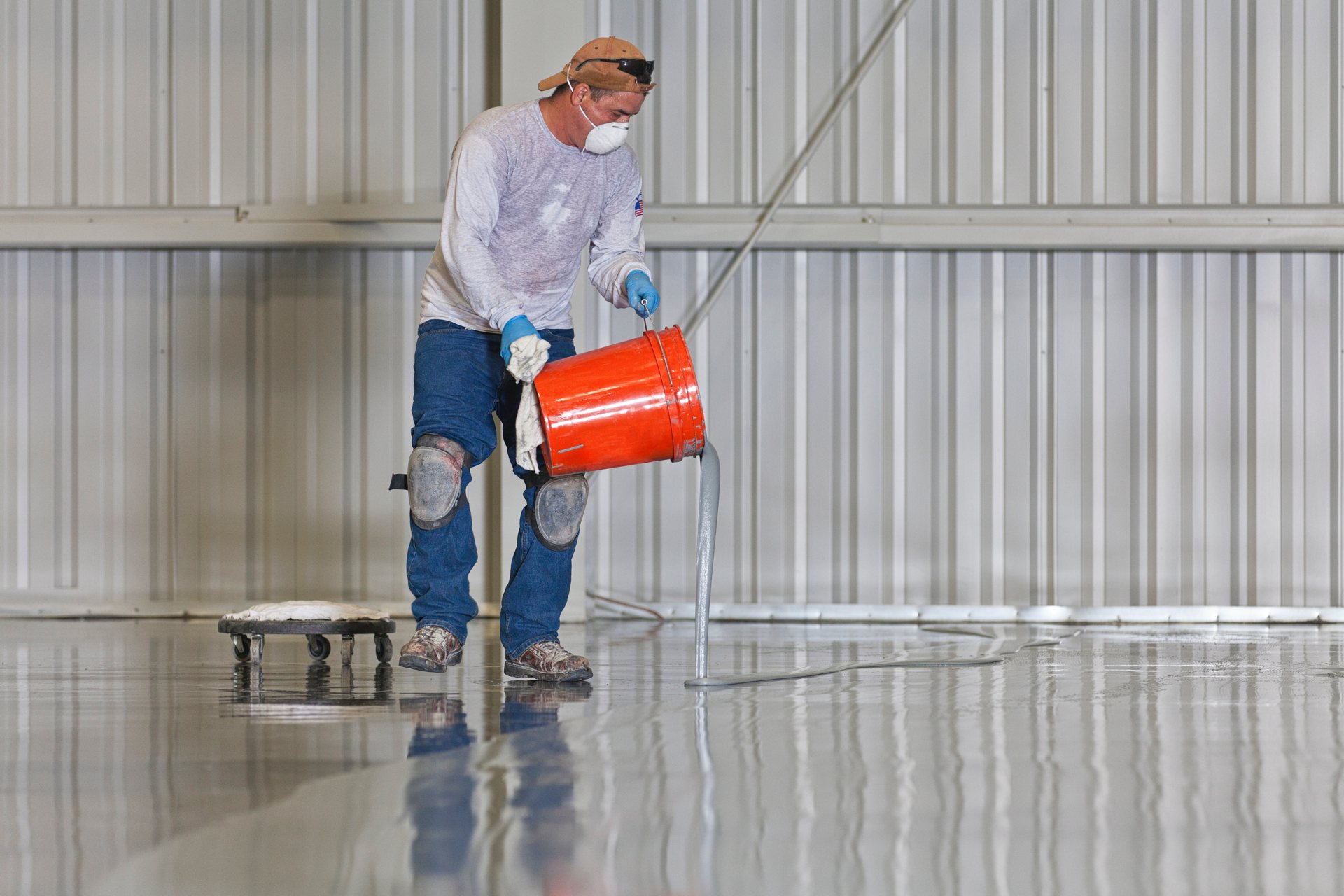 Epoxy scraping layer – Everything you should know
