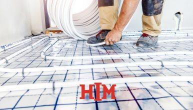 Zijn epoxyvloeren geschikt voor vloerverwarming?