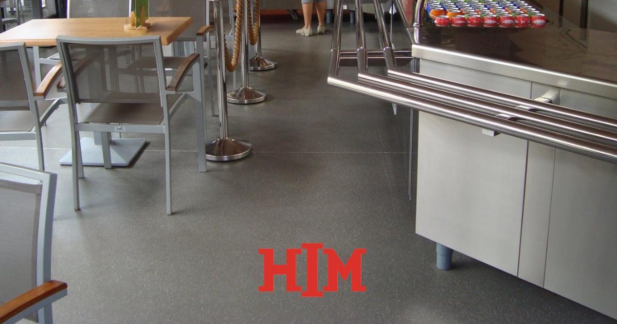 Voor iedere vloer een geschikte epoxy coating