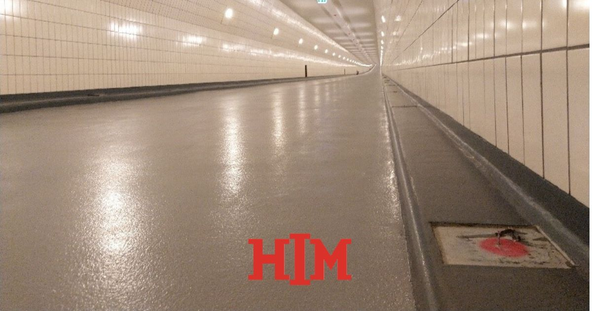 HIM Products levert  bijdrage aan de (her)opening van de Maastunnel