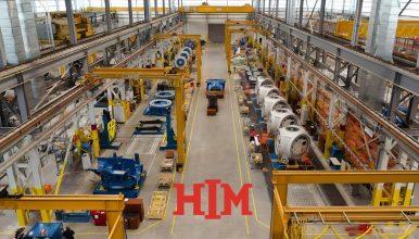 Veiligheid industrievloer vergroten met HIM