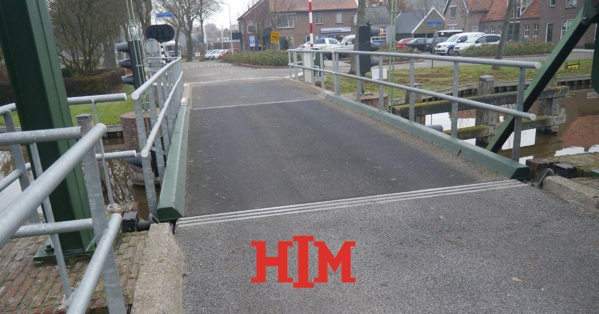 HIM introduceert Himgrip Fast, voor snel begaanbare brug- en wegdekken