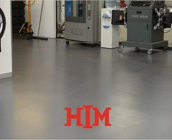 Ready for the future with the right workshop floor coating