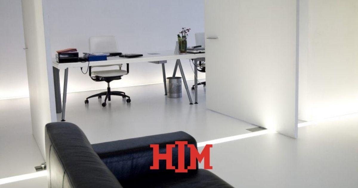 Gietvloer op kantoor: sfeervol, robuust en comfortabel